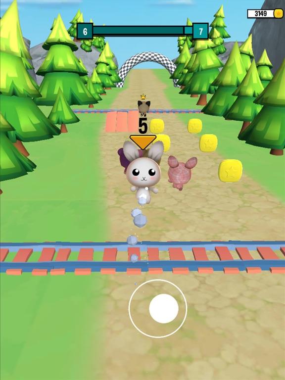 Animal Racing Royale screenshot 8