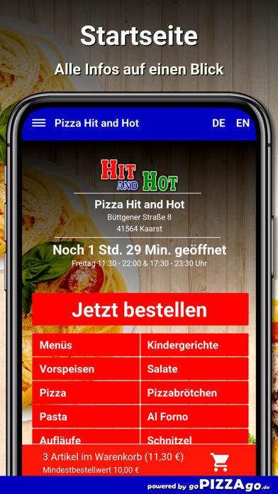 Pizza Hit and Hot Kaarst screenshot 2