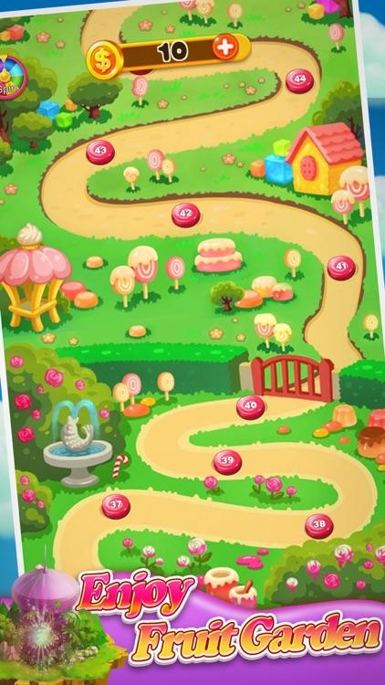 Coloring Fruit Pop screenshot-4