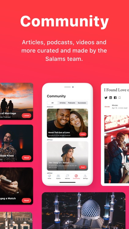 Salams (Formerly Minder) screenshot-8