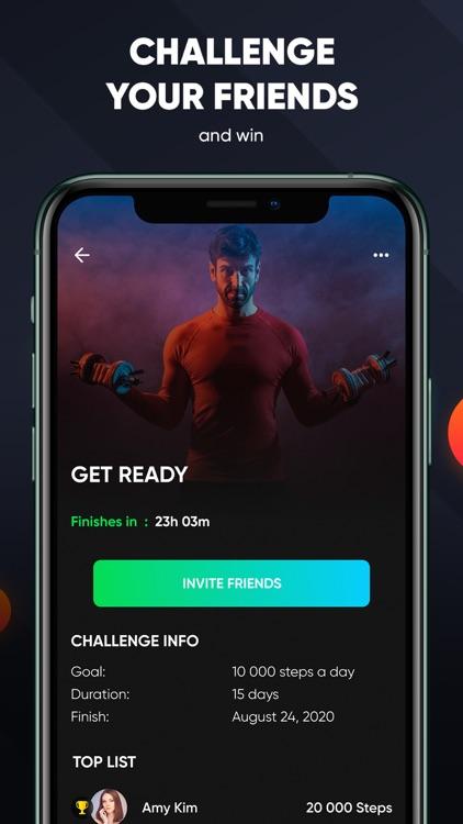 OU7: Gym & Home Workout screenshot-3