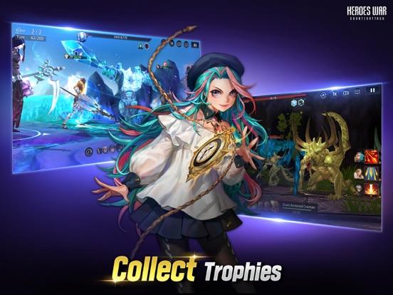 Heroes War: Counterattack screenshot 12