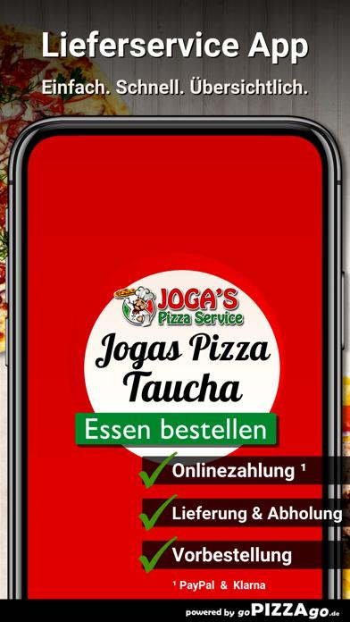 Jogas Pizza Service Taucha screenshot 1