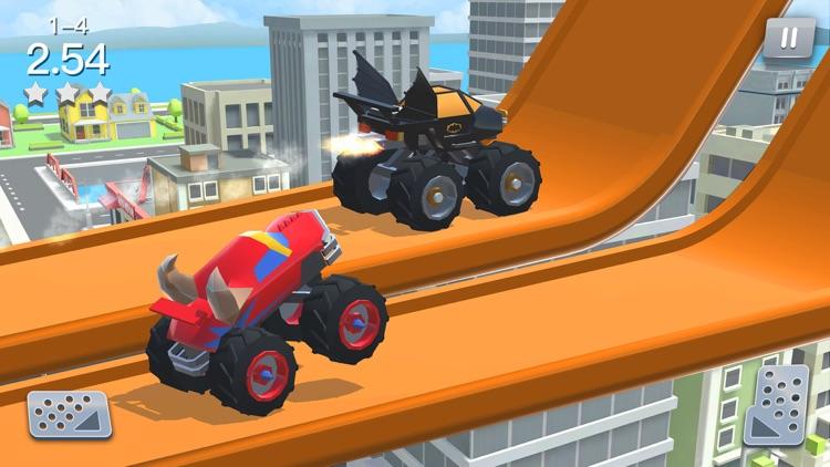Stunt Racing Car - Sky Driving screenshot-0