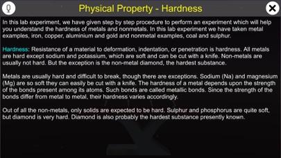 Physical Property - Hardness screenshot 1