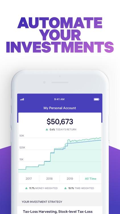 Wealthfront: Earn More
