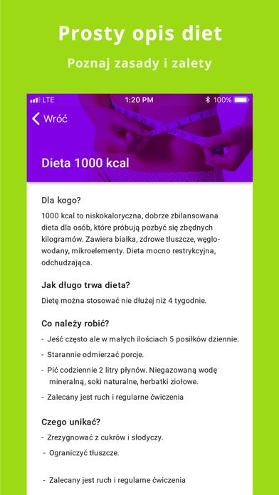 Diet - lose weightScreenshot of 3