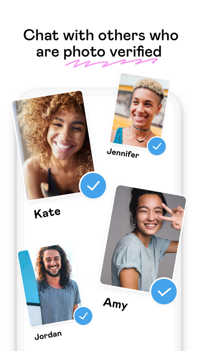 Badoo — Dating. Chats. Friends Screenshot