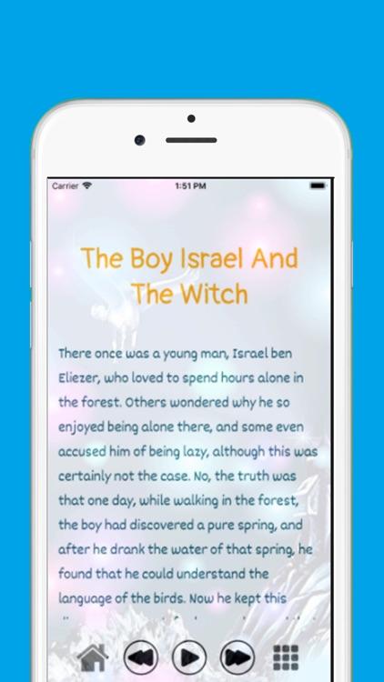 Jewish Fairy Tales screenshot-3