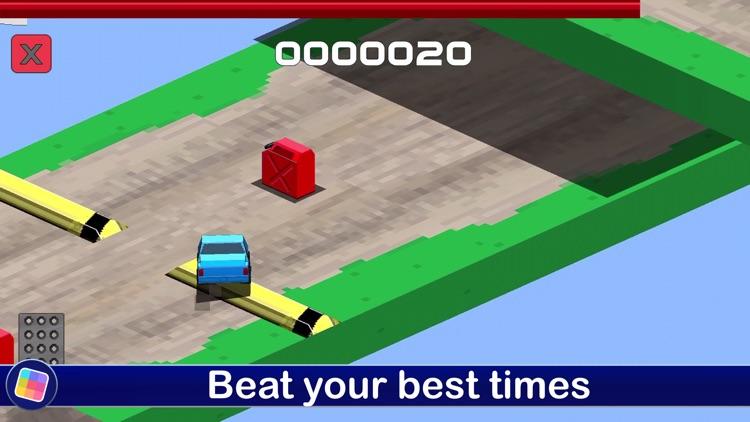 Cubed Rally Racer - GameClub screenshot-3