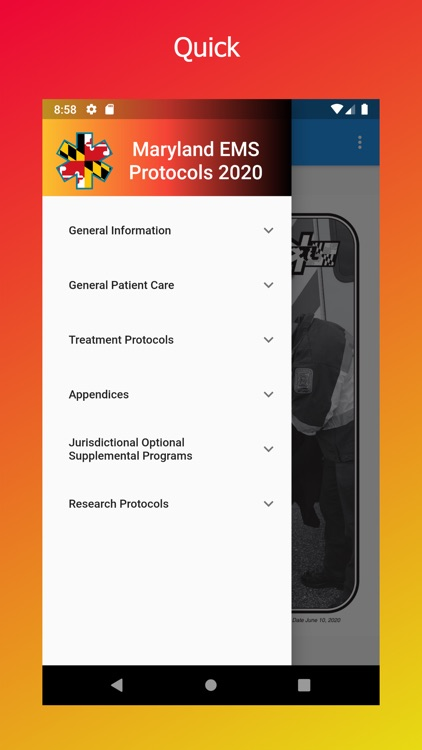 Maryland EMS Protocols 2020 screenshot-6