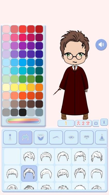 Chibi Boy – Avatar Creator screenshot-5