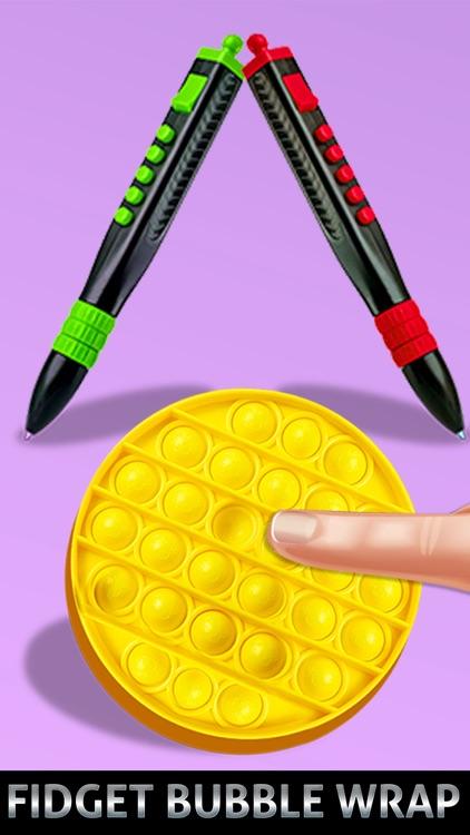 Fidget Box Antistress Toys 3D screenshot-3