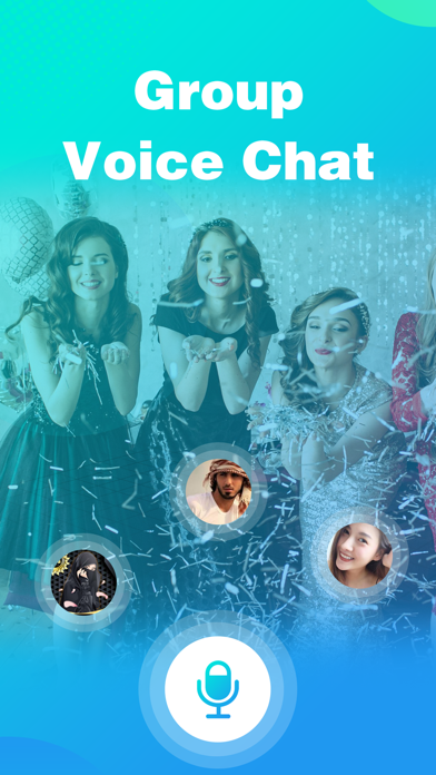 TimLive-Group Voice Chat Roomلقطة شاشة1