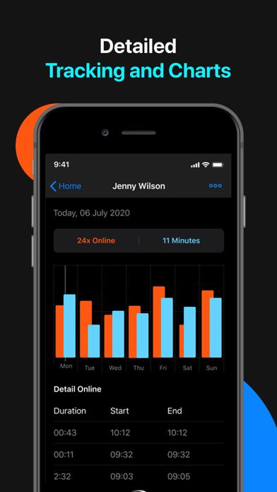Last - Online TrackerScreenshot von 3