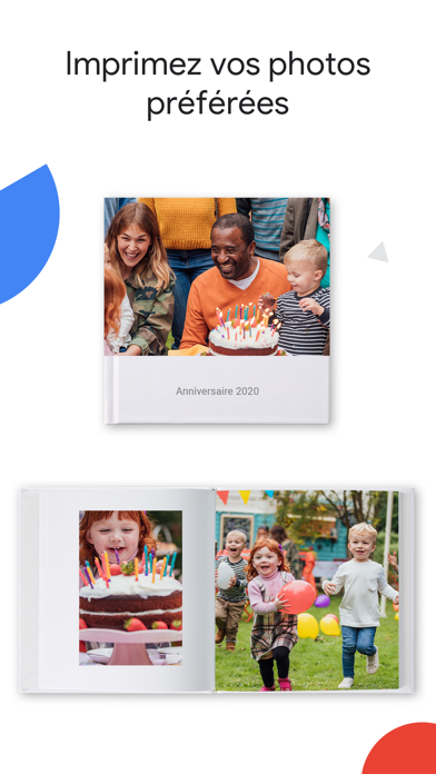 messages.download Google Photos software