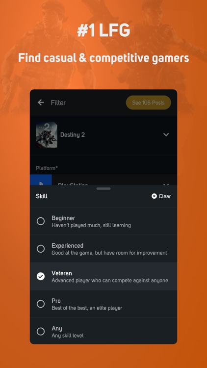 GamerLink LFG, Find Teammates! screenshot-4