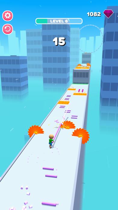 Roof Jumper 3D screenshot 7