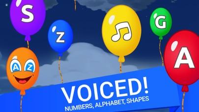 Balloon Pop Education for Kids screenshot 4