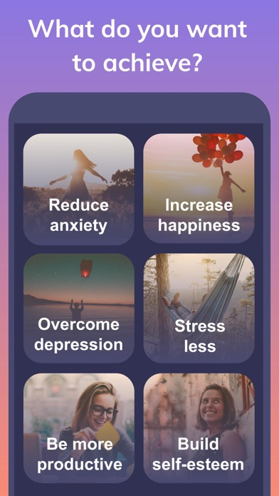 Youper: Self-Guided Therapy Screenshot