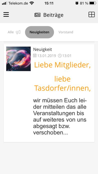 Bürgerverein Tasdorf для ПК 1