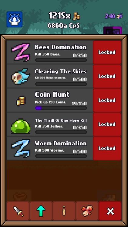 Idle Slayer screenshot-3