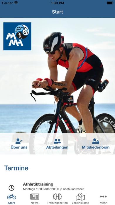 Marathon Triathlon MülheimScreenshot von 2