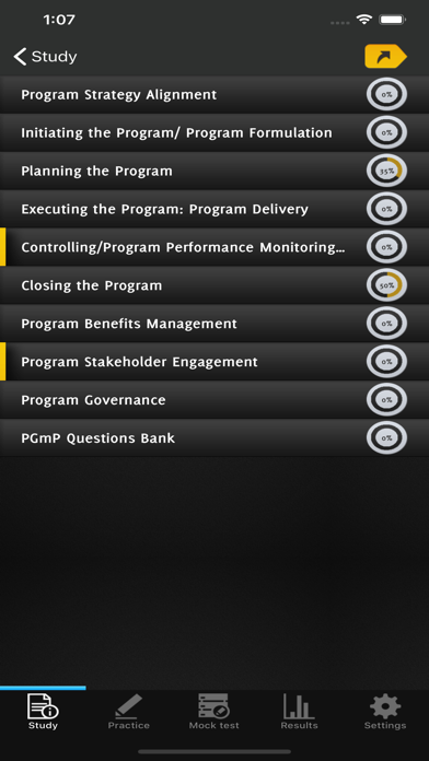 PgMP Exam Test Preparation Q&A screenshot 2