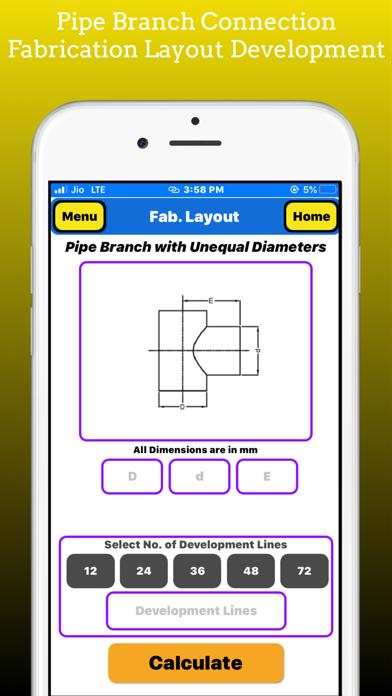 Fabrication Layout screenshot 6