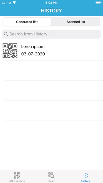 QR Reader kit screenshot-1