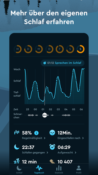 messages.download Sleep Cycle - Wecker & Tracker software