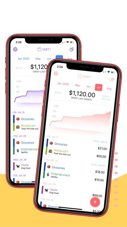 Yet Another Spending Tracker screenshot-5