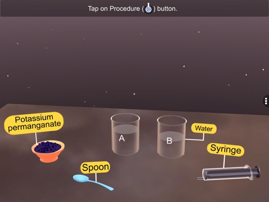 Matter has small particles screenshot 10