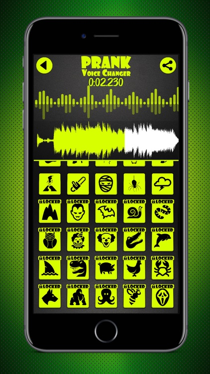 Prank Voice Changer & Recorder screenshot-5