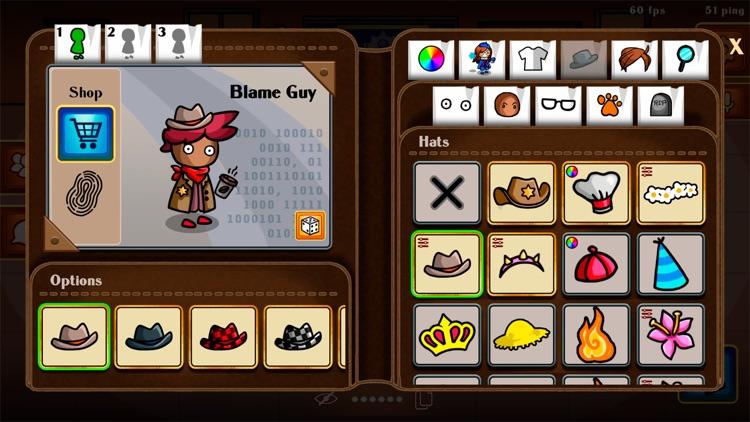 1 2 BLAME! Find Killer Agent screenshot-3