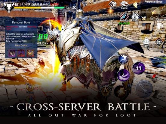 Forsaken World:Gods and Demons screenshot 14
