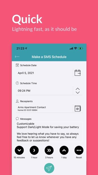 QKSMS - Best Texting Message Screenshot