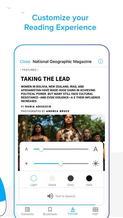 ZINIO - Magazine Newsstand screenshot-4