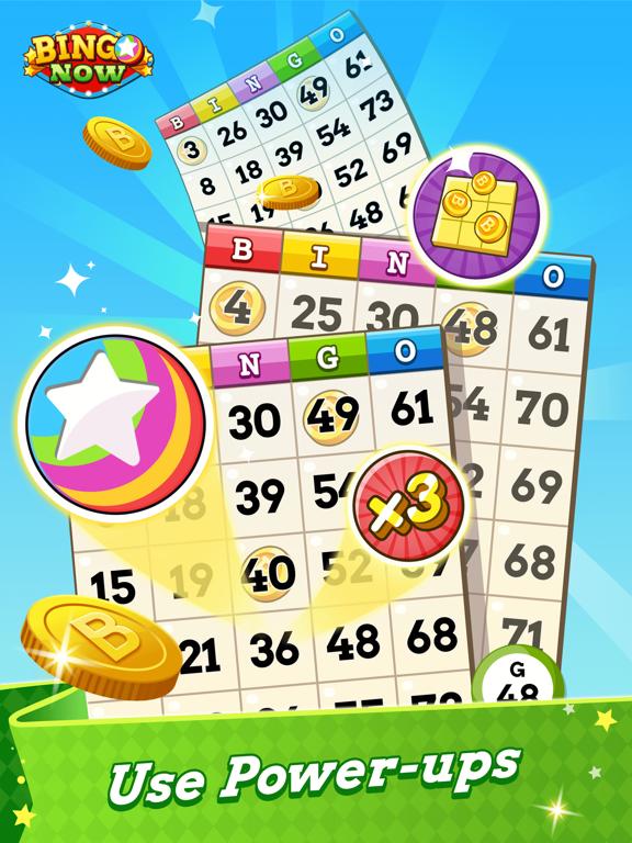 Ipad Screen Shot Bingo Now 1