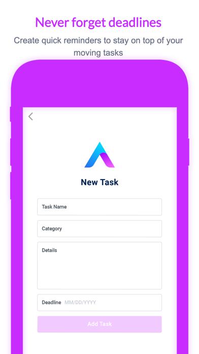 Avvinue: Moving Checklist+ Pro screenshot 3