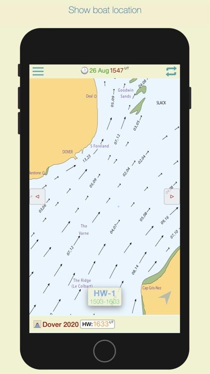 iStreams Dover Strait screenshot-4