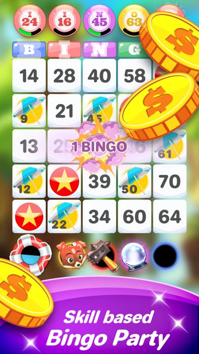 Paradise Blitz: Bingo Party screenshot 1