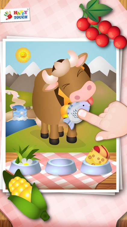 ANIMAL-GAMES Happytouch®