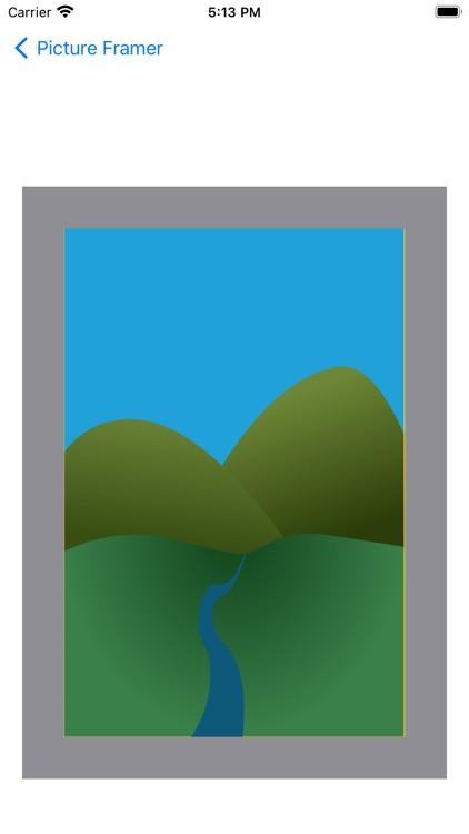 Picture Frame Calculator screenshot-6