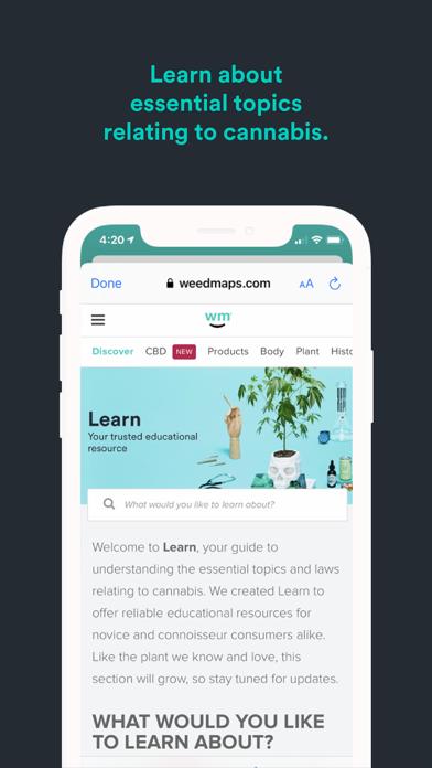 messages.download Weedmaps: Marijuana & Cannabis software