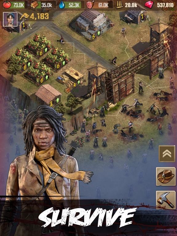 The Walking Dead: Survivors screenshot 8