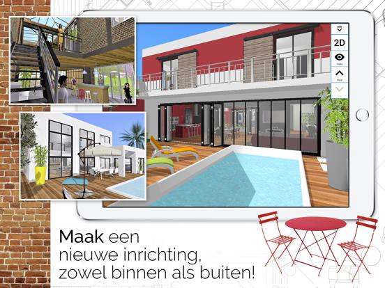 Home Design 3D GOLD iPad app afbeelding 3