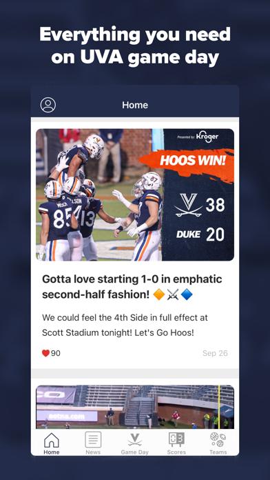 点击获取Virginia Sports