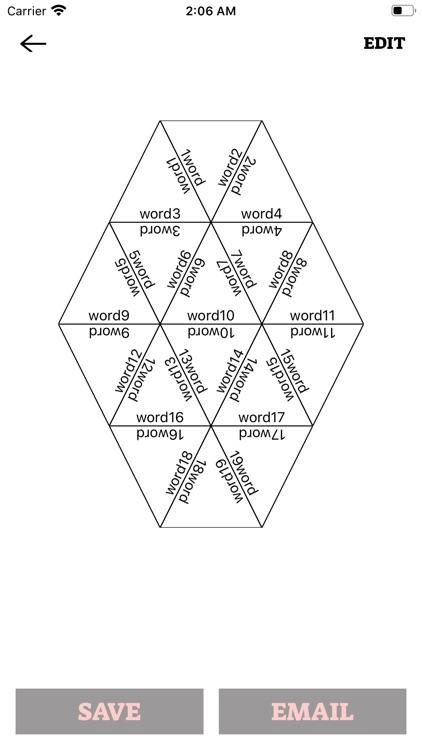 Tarsia Puzzle Creator screenshot-5