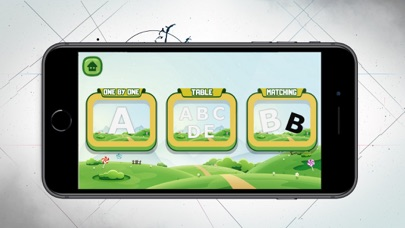 Alphabet ABC Learning letters Screenshot